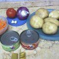 طريقة صينية البطاطس بالتونه اللذيذه للاخوات اللي طلبوه