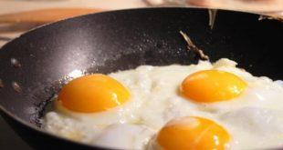 احلى بيض عيون ذقتة من مطبخي