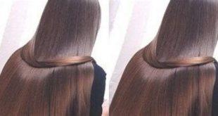 صورة شعر حرير ناعم يلمع وربي من تجربتي ان ,تبغين شعر ناعم متل الحرير تعالى اقولك كيف 621 1 310x165